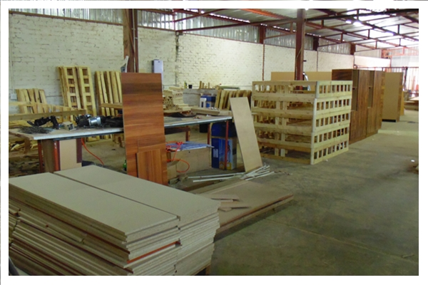 Bed frame manufacturing